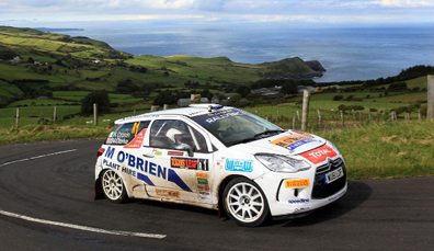Ulster International Rally, Enniskillen, Contea si Fermanagh