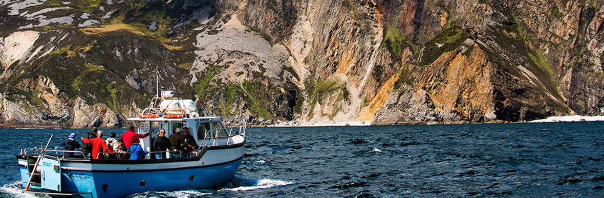 Sliabh League Boat Tours