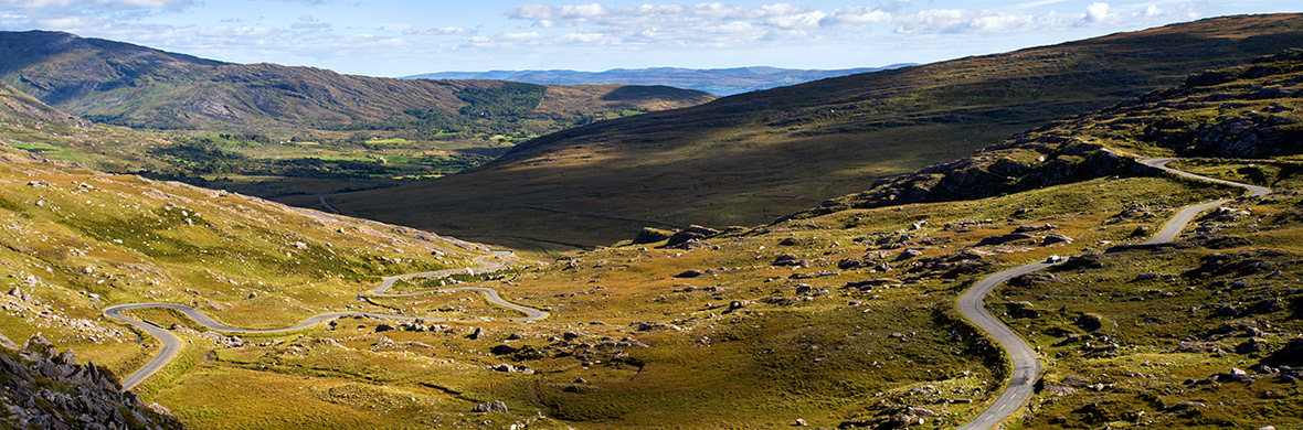 Healy Pass, County Cork