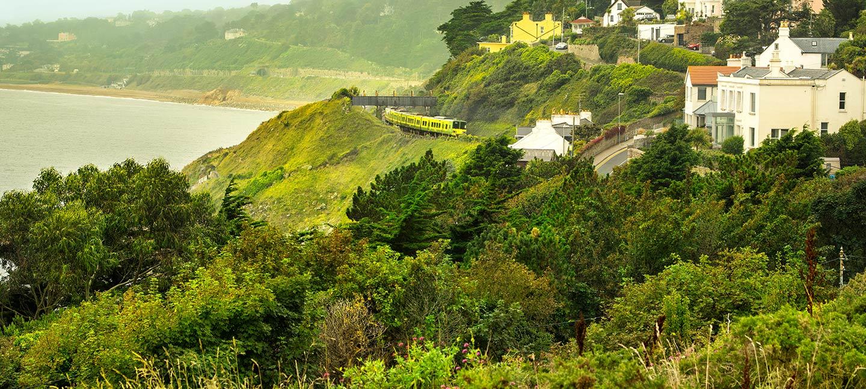Travelling around the island of Ireland by train | Ireland com