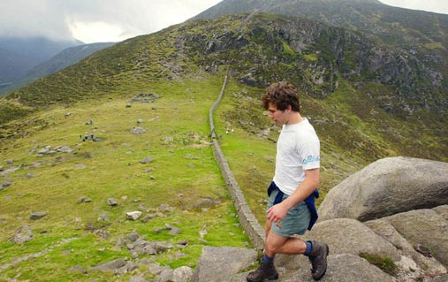 Mourne Mountains, contea di Down