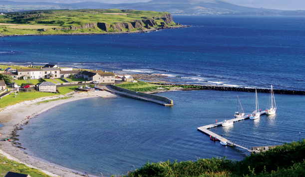 Ballycastle Port
