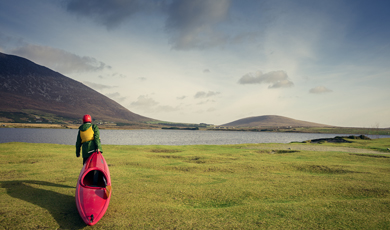 Kayaking and canoeing in Ireland